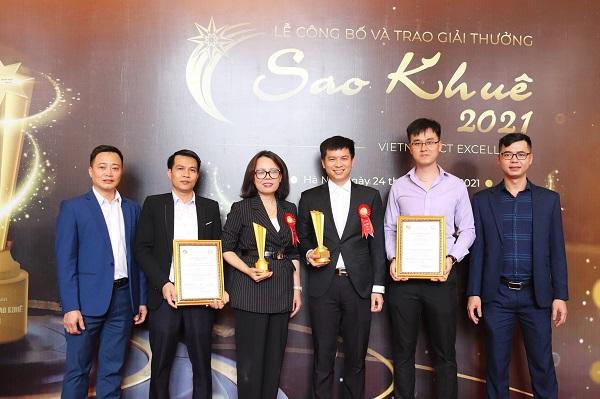 Lần thứ 6 nhận Danh hiệu Sao Khuê: Bachkhoa-Aptech khẳng định vị thế trong đào tạo nhân lực IT Chất lượng cao